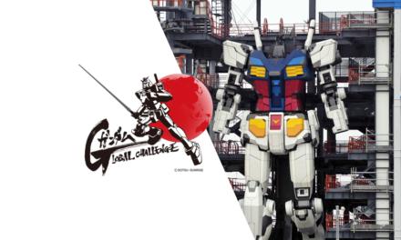 Gundam Global Challenge NEWS e Video