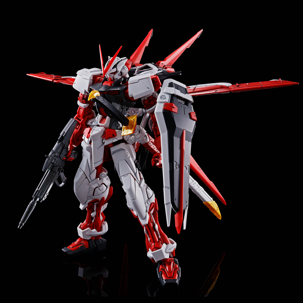 MG 1/100 Gundam Astray Red Frame in preordine