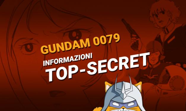 Serie Mobile Suit Gundam 0079 – La Vera Storia