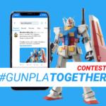 Gunpla TOGETHER Contest Bandai Hobby ! -E Lotteria-