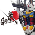 la Gundam Global Challenge di Yokohama apre lo show