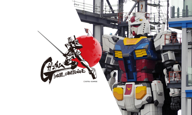 Gundam Global Challenge NEWS e Video
