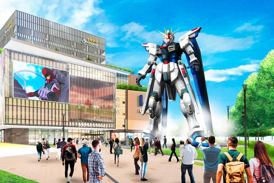 Freedom Gundam Seed Destiny