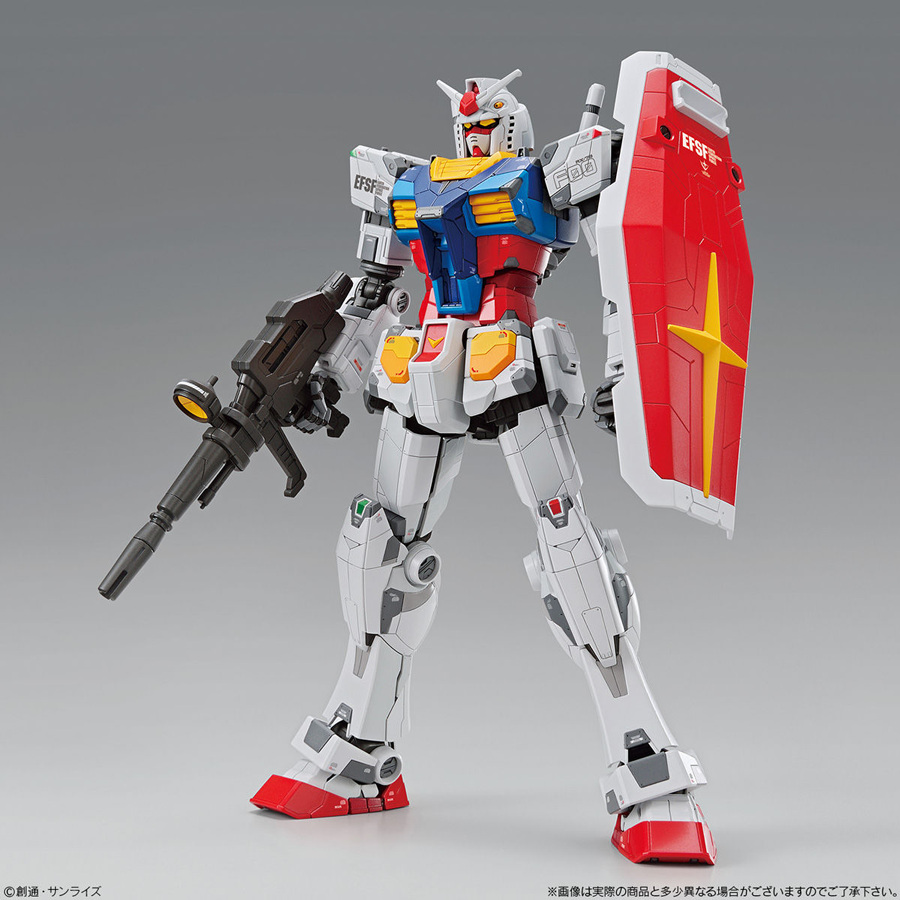preordine 1/100 RX 78F00 Gundam