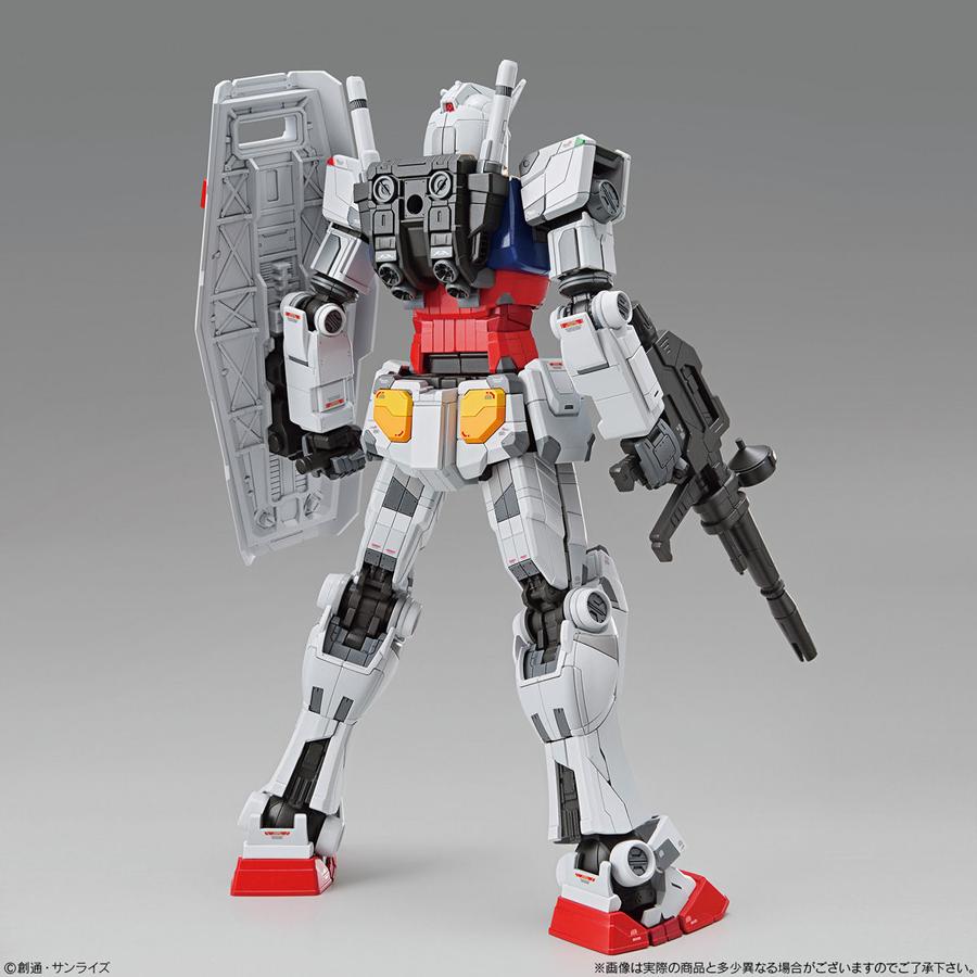 dettagi gunpla Rx 78F00 Gundam 1/100