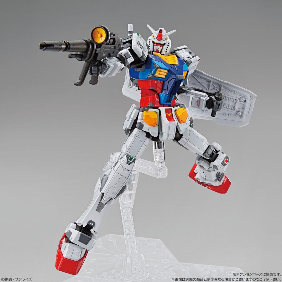 Rx 78F00 Gundam Factory gunpla