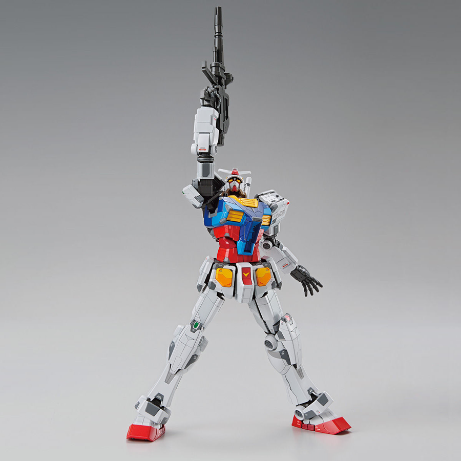 model kit 1-100 RX 78F00 Gundam