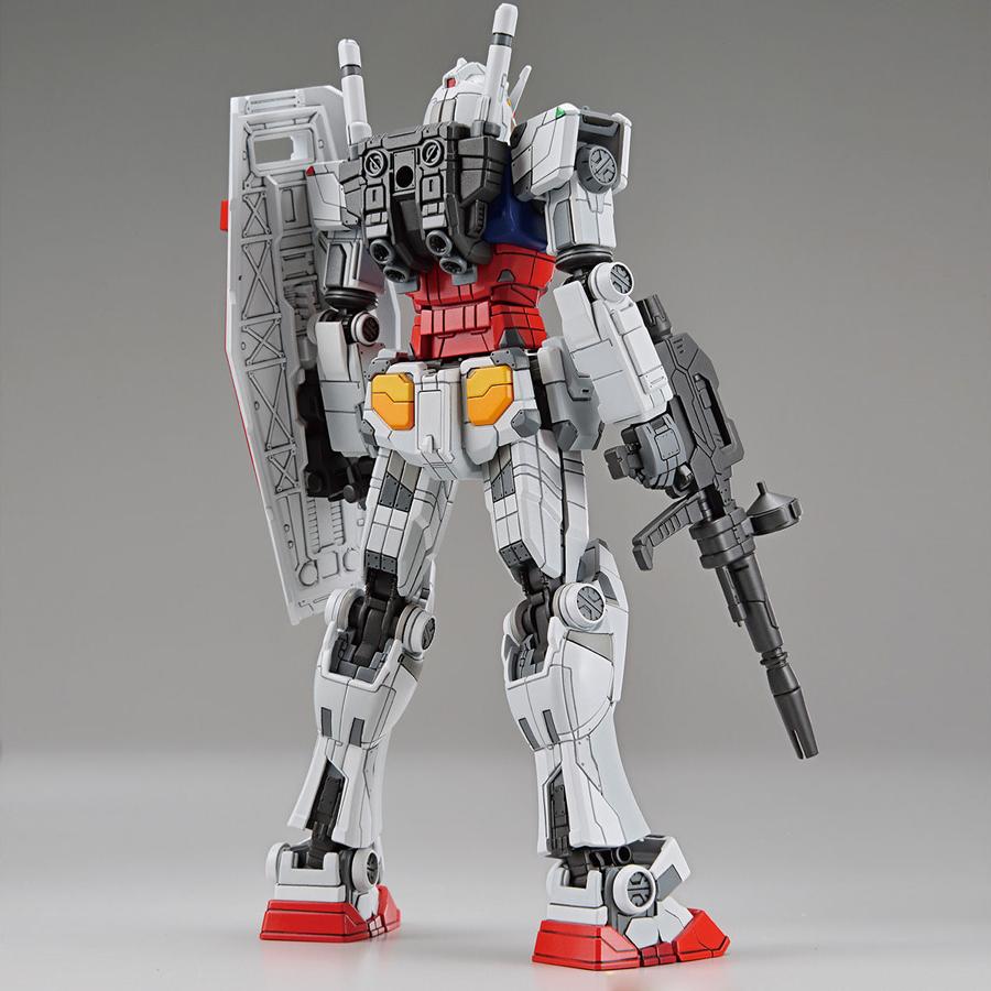 1/144 RX-78F00-Gundam & Dock accessori