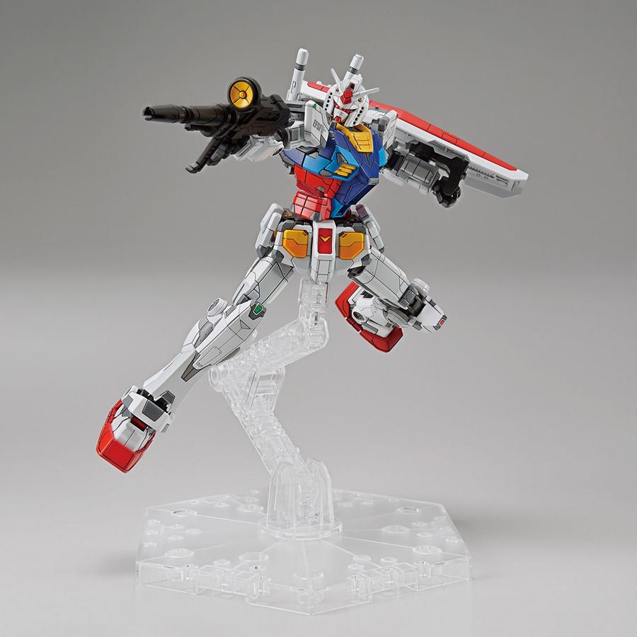 RX-78F00 Gundam & Gundam Dock