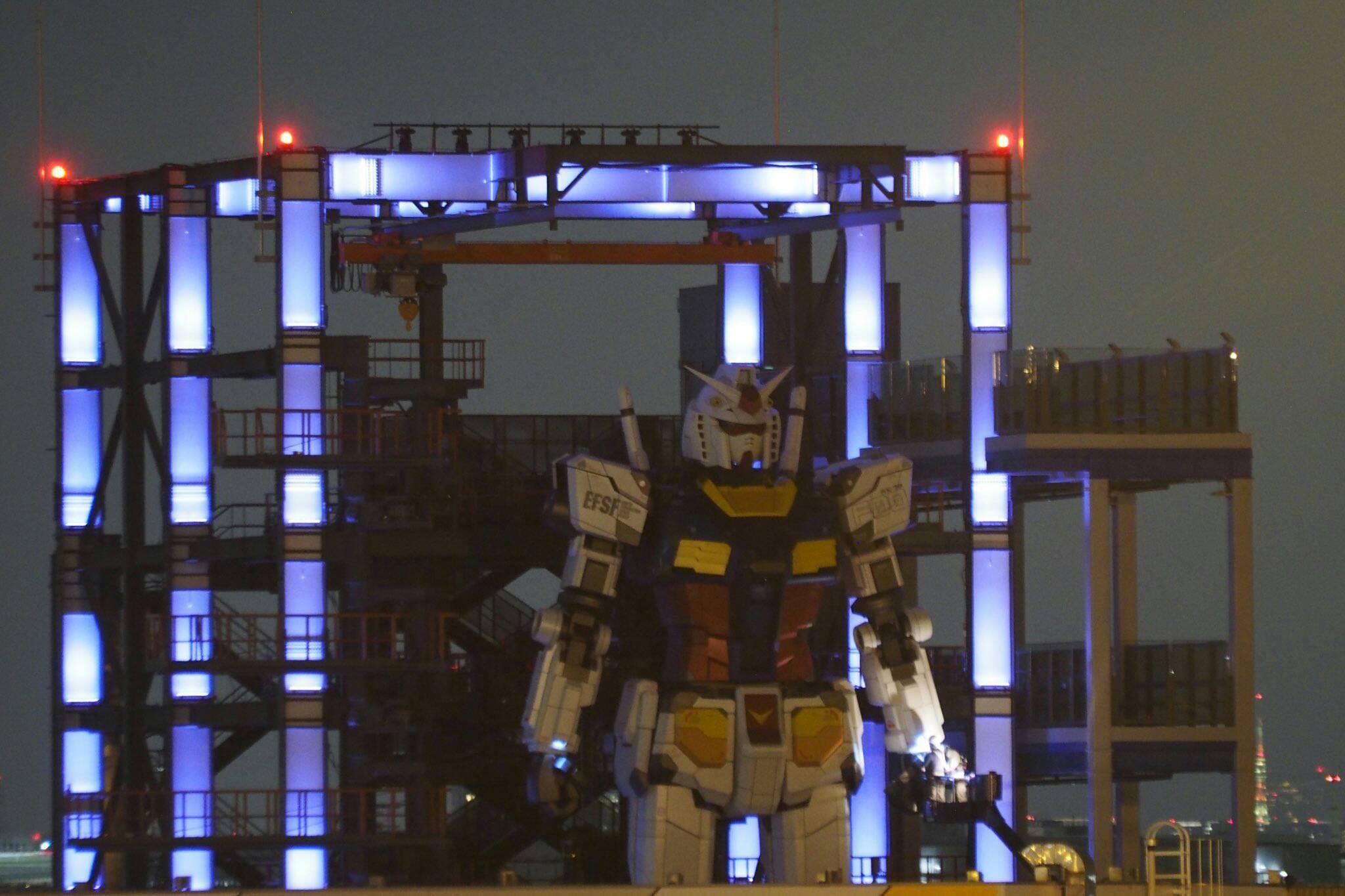 Gundam Yokohama test