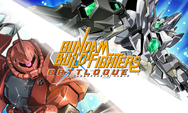 Gundam Build Fighters: Battlogue Streaming e Recensione