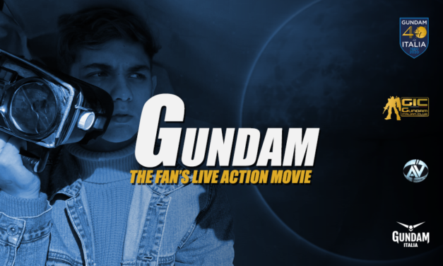 Gundam Live Action movie ITA – Uscita e Trailer