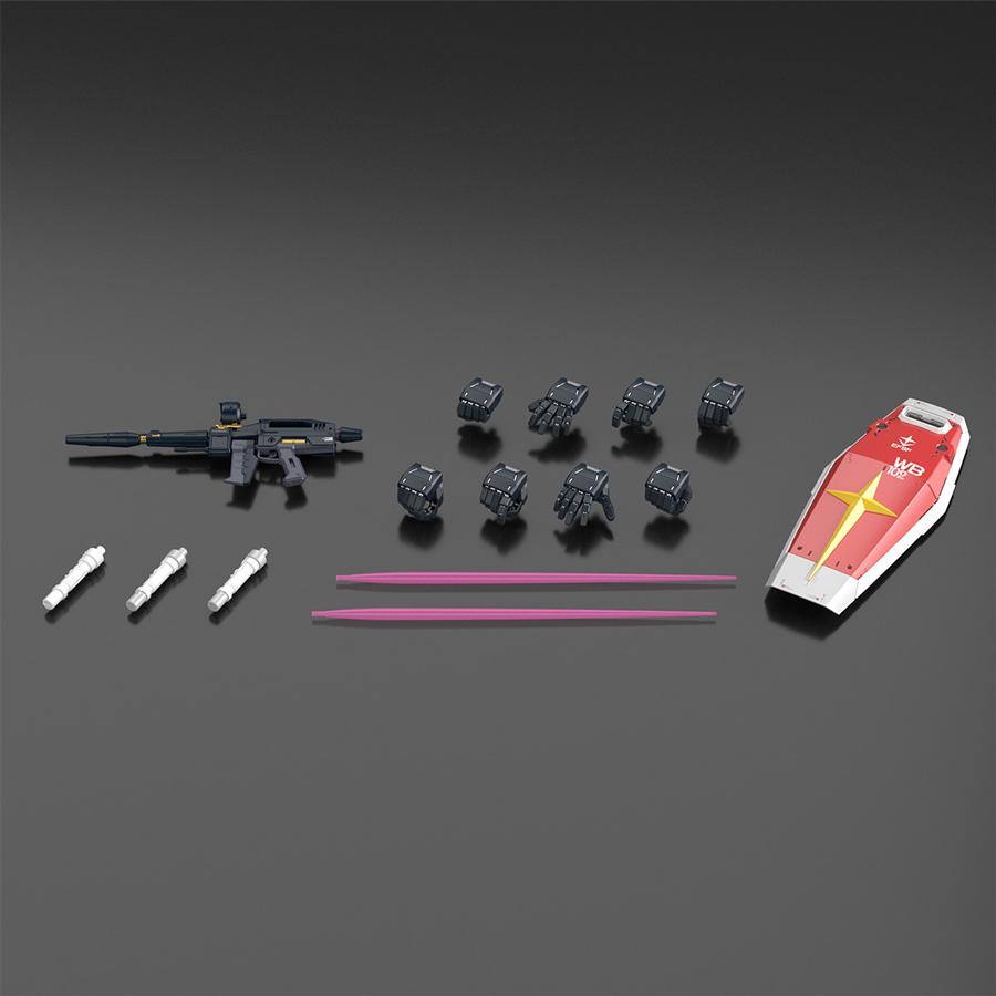 accessori model kit perfect grade unleashed gundam