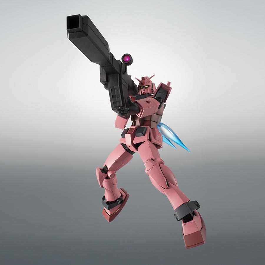 Casval Gundam Bandai robot Spirits