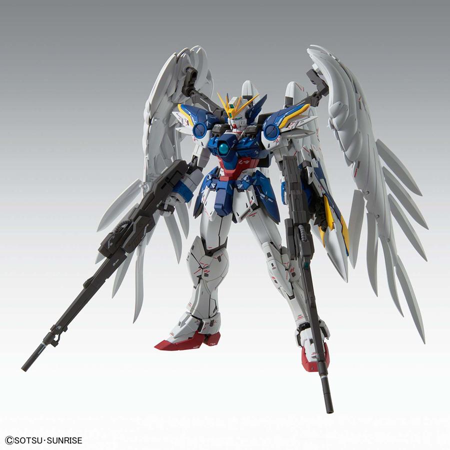 MG 1/100 Wing Gundam Zero ew ver ka