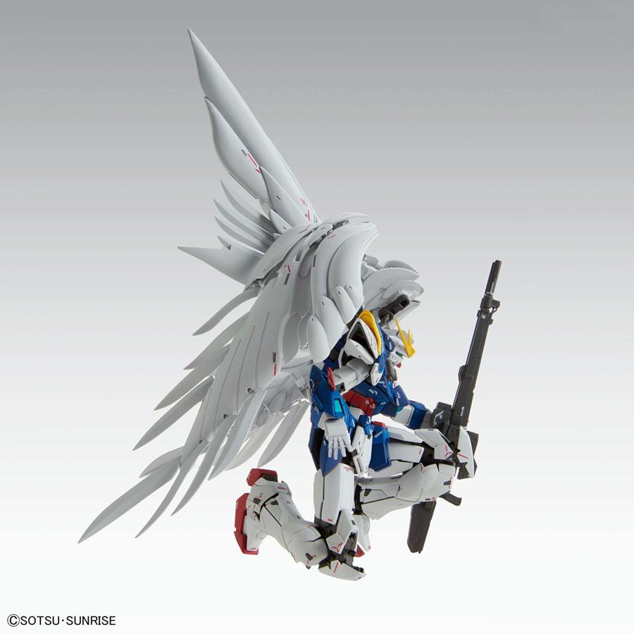 Model Kit MG gundam wing zero ver ka