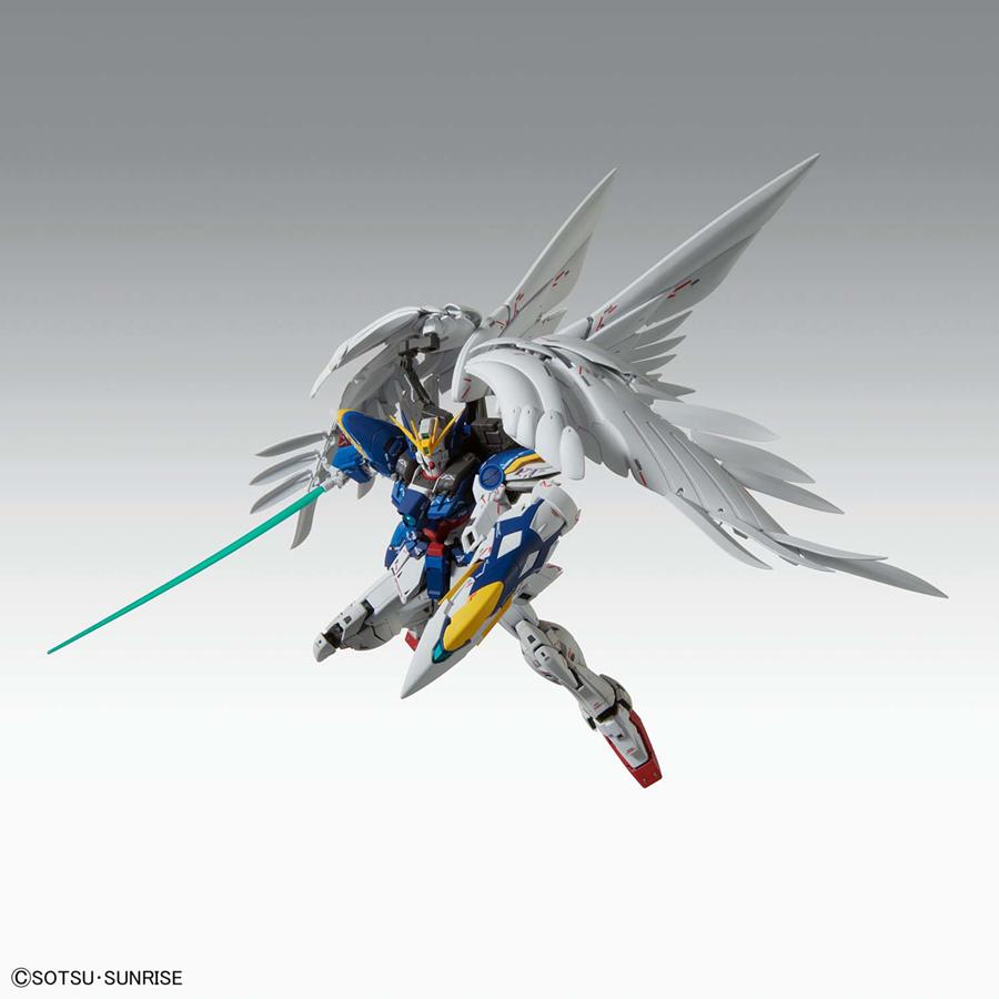 model kit nuovo wing gundam zero ew ver ka