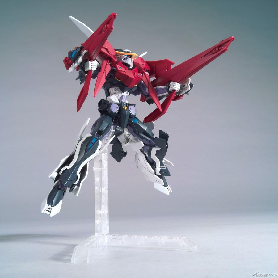 model kit Gundam Astray double Rebake