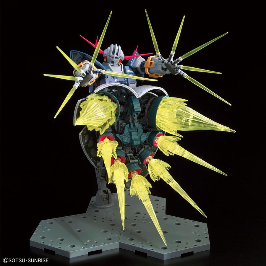 effetti rg zeong model kit