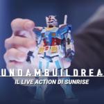 Gundam Build Real il Live Action di Sunrise