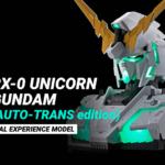 Real Experience Unicorn Gundam [Auto-Trans edition]